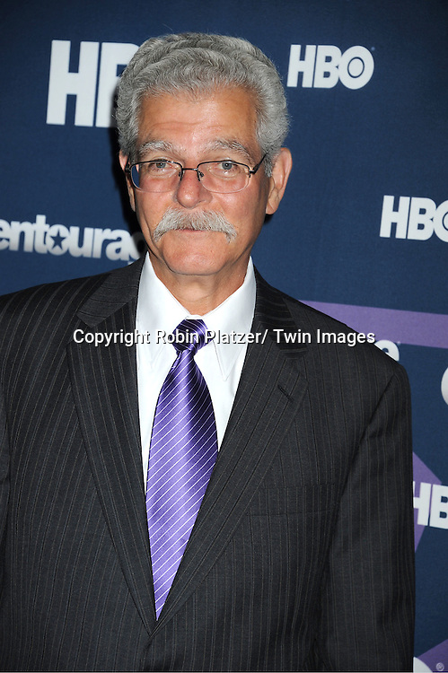"Chairman and Ceo of HBO Bill Nelson attending The Eighth and Final Season Premiere of the HBO Show ""Entourage"" on July 19, 2011 at The Beacon Theatre in New York City."