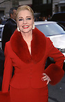 Anne Jeffreys attends the wedding of Liza Minnelli and David Gest at Marble Collegiate Church on March 16, 2002 in New York City.
