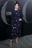 Davinia Pelegri attends a dinnerorganized by Vogue at Hotel Santo Mauro in Madrid, Spain. January 18, 2018. ALTERPHOTOS/Borja B.Hojas/Insidefoto