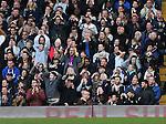 Tottenham's fans look on dejected<br /> <br /> - Barclays Premier League - Tottenham Hotspur vs Stoke City- White Hart Lane - London - England - 9th November 2014  - Picture David Klein/Sportimage