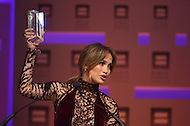 October 5, 2013  (Washington, DC)  Actress and entertainer Jennifer Lopez received the Ally for Equality Award at the Human Rights Campaign National Dinner October 5, 2013. (Photo by Don Baxter/Media Images International)