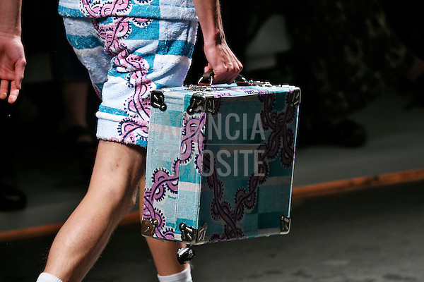 Londres, Inglaterra &ndash; 06/2014 - Desfile de Topman durante a Semana de moda masculina de Londres - Verao 2015. <br /> Foto: FOTOSITE