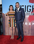 Seth Rogen and Lauren Miller attends The Universal Pictures Neighbors 2 : Sorority Rising American Premiere held at The Regency Village Theatre  in Westwood, California on May 16,2016                                                                               © 2016 Hollywood Press Agency