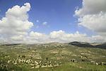Samaria, a view East of Sebastia