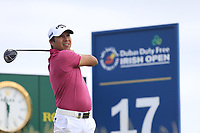 Andres Romero (ARG) during the 3rd round of the Dubai Duty Free Irish Open, Ballyliffin Golf Club, Ballyliffin, Co Donegal, Ireland. 07/07/2018<br /> Picture: Golffile | Fran Caffrey<br /> <br /> <br /> All photo usage must carry mandatory copyright credit (&copy; Golffile | Fran Caffrey)