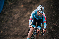 VERDONSCHOT Laura (BEL/Marlux-Bingoal)<br /> <br /> Brussels Universities Cyclocross (BEL) 2019<br /> Women's Race<br /> DVV Trofee<br /> ©kramon