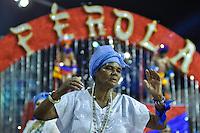 SÃO PAULO, SP, 04 DE FEVEREIRO DE 2012 - ENSAIO PÉROLA NEGRA - Ensaio técnico da Escola de Samba Pérola Negra na preparação para o Carnaval 2012. O ensaio foi realizado neste sabado (04) no Sambódromo do Anhembi, zona norte da cidade. FOTO: LEVI BIANCO - NEWS FREE