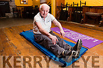 Eric Murphy fitter than most in their 30's, 40's, 50's or 60's will be 80 in April and hosts a fitness class in Waterville.