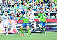 Seattle Sounders FC vs Vancouver Whitecaps, August 1, 2015