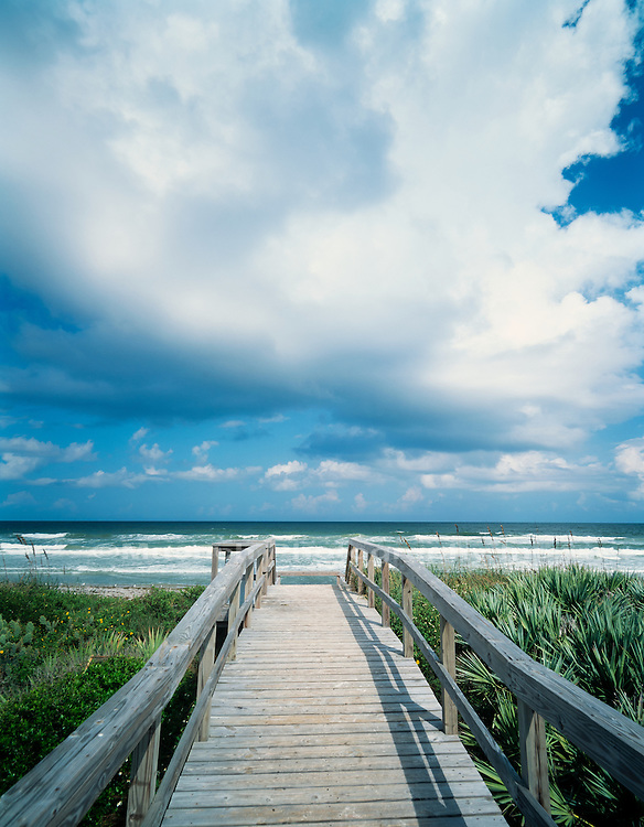 Playa Linda Beach, Cape Canaveral National Seashore, Florida