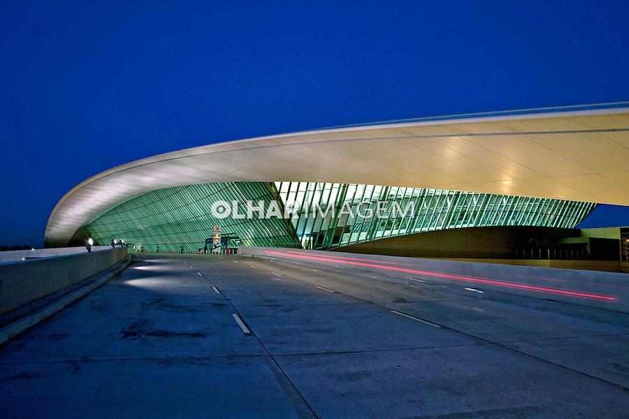 Aeroporto Internacional de Carrasco. Montevidéu. Uruguai. 2010. Foto de Rogerio Reis.