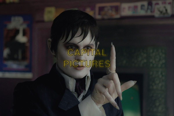 JOHNNY DEPP.in Dark Shadows (2012) .*Filmstill - Editorial Use Only*.CAP/NFS.Supplied by Capital Pictures.