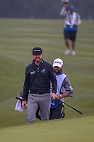 Jimmy Walker (USA) approaches the green on 1 during Round 3 of the Valero Texas Open, AT&amp;T Oaks Course, TPC San Antonio, San Antonio, Texas, USA. 4/21/2018.<br /> Picture: Golffile   Ken Murray<br /> <br /> <br /> All photo usage must carry mandatory copyright credit (&copy; Golffile   Ken Murray)