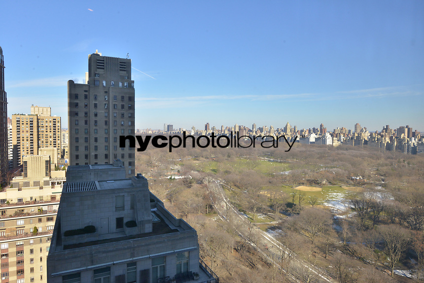 View from 1 Central Park West