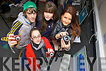 KDYS Tralee will hold a ten week photography course for youth starting tomorrow (Friday). Pictured were: Rachel Walsh, Conor O'Shaughnessy, Deirdre Slattery and Gabriella Baricova.