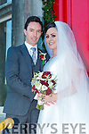 Martina Dobbyn, Killarney and Patrick Golden, Cork, were married at St. Mary's Cathedral , Killarney by Fr.Frank O'Neill on Saturday 26th November 2016 with a reception at Ballyseede Castle Hotel