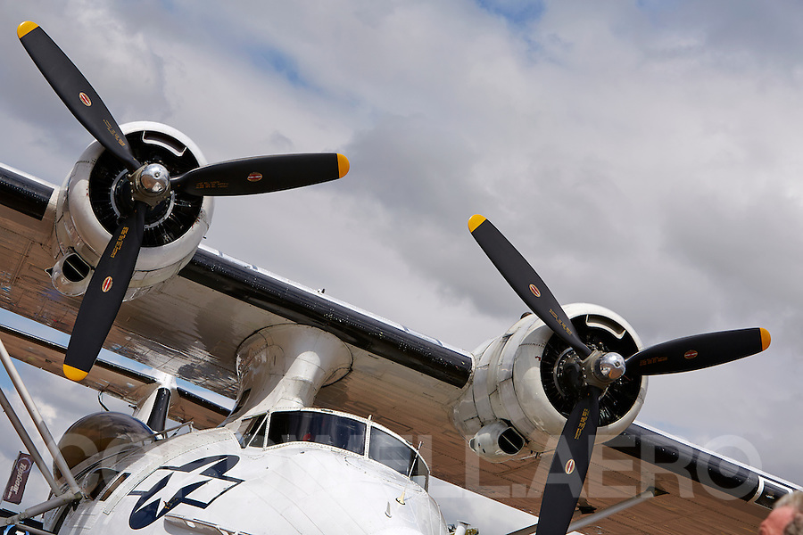 Consolidated Catalina Amphibious Aircraft