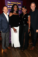 LOS ANGELES - OCT 6: David Rambo, Nita Whitaker, Sheryl Lee Ralph, Keith McNutt at the Right This Way, Your Table's Waiting cabaret performance - to benefit The Actors Fund held at  The Catalina Jazz Club on October 8, 2017 in Los Angeles, CA