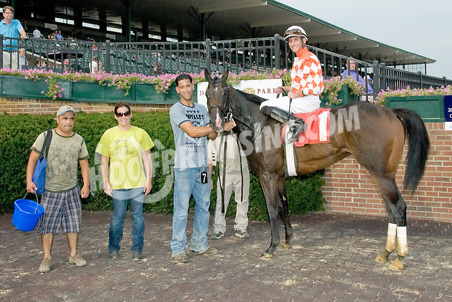 Marstons Mill winning at Delaware Park on 9/1/12