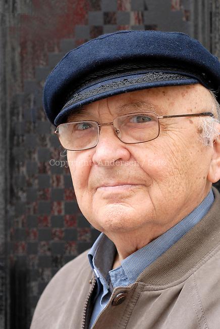 Aharon Appelfeld, Israeli writer.