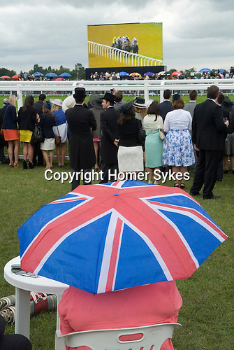Royal Ascot horse racing Berkshire. 2012