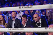 Nordic Fightnight <br /> p&aring; billedet ses Nisse Sauerland,Kalle Sauerland,Peter N&oslash;rrelund (Viasat)