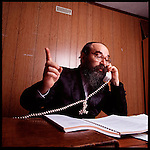 Rabbi Pinter , Stamford Hill, London