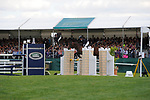 Stamford, Lincolnshire, United Kingdom, 8th September 2019, Piggy French (GB) & Vanir Kamira during the Show Jumping Phase on Day 4 of the 2019 Land Rover Burghley Horse Trials, Credit: Jonathan Clarke/JPC Images