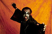 1988: KING DIAMOND - Photosession in London
