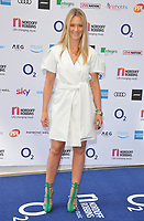 Edith Bowman at the Nordoff Robbins O2 Silver Clef Awards 2018, Grosvenor House Hotel, Park lane, London, England, UK, on Friday 06 July 2018.<br /> CAP/CAN<br /> &copy;CAN/Capital Pictures
