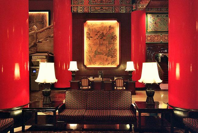 Grand Hotel, Taiwan Taipei.