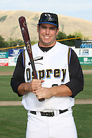 August 13, 2009: Paul Goldschmidt of the Missoula Osprey. The osprey are Pioneer League affiliate for the Arizona Diamondbacks. Photo by: Chris Proctor/Four Seam Images