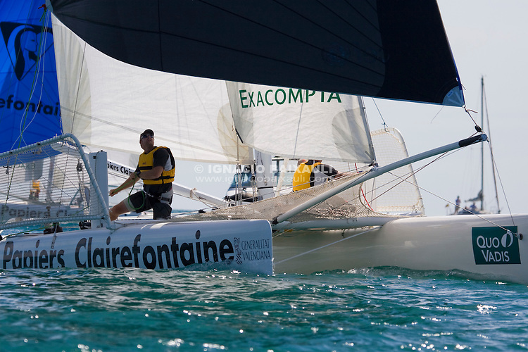 9th Trophée Clairefontaine, Saturday 13 and Sunday 14 September 2008, Marina Juan Carlos I, Valencia,Spain