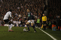 Pictured: Mark Gower of Swansea City in action <br /> Re: FA Cup 5th round replay, Fulham v Swansea City FC at the Craven Cottage, Fulham, west London. Tuesday 24 February 2009<br /> Picture by D Legakis Photography / Athena Picture Agency, Swansea 07815441513