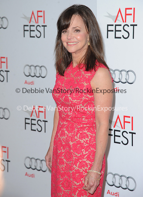 Sally Field at AFI FEST 2012 Closing Night Gala -Steven Spielberg's LINCOLN held at The Grauman's Chinese Theatre in Hollywood, California on November 08,2012                                                                               © 2012 Hollywood Press Agency