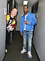 MIAMI, FLORIDA - JANUARY 18: Gary Owen and Tony Rock backstage at the Miami Festival of Laughs at James L. Knight Center on January 18, 2020 in Miami, Florida.    ( Photo by Johnny Louis / jlnphotography.com )