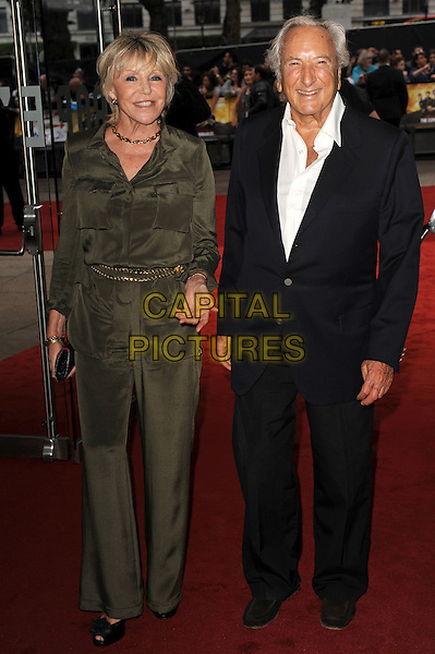Monday, August 09 2010    Michael Winner at The Expendables - UK film premiere, Odeon Leicester Square, London        <br /> CAP/CK<br /> &copy;CK/Capital Pictures