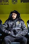 09.03.2019, Signal Iduna Park, Dortmund, GER, 1.FBL, Borussia Dortmund vs VfB Stuttgart, DFL REGULATIONS PROHIBIT ANY USE OF PHOTOGRAPHS AS IMAGE SEQUENCES AND/OR QUASI-VIDEO<br /> <br /> im Bild   picture shows:<br /> Marcel Schmelzer (Borussia Dortmund #29) vor dem Spiel, <br /> <br /> Foto &copy; nordphoto / Rauch