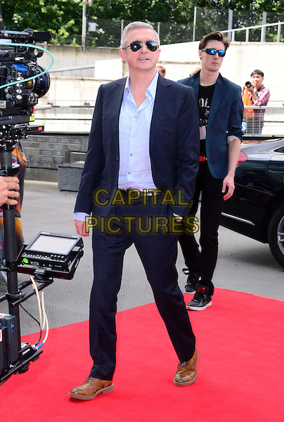 LONDON, ENGLAND - JUNE 20:   Louis Walsh attends The X Factor London judges auditions at Emirates Stadium, 37-55 Ashburton Grove, Islington, on June 20, 2014, in London, England.  <br /> CAP/JOR<br /> &copy;Nils Jorgensen/Capital Pictures