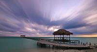 Cuba Cayo Guillermo beach and resort, near Cayo Coco. Carribean beautiful beach on the Carribean Sea.