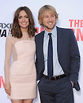 Rose Byrne and Owen Wilson  at The Twentieth Century Fox World Premiere of The Internship held at The Regency Village Theatre in Westwood, California on May 29,2013                                                                   Copyright 2013 Hollywood Press Agency