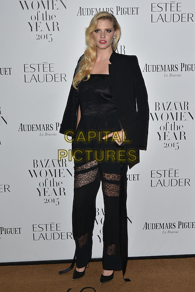 Lara Stone<br /> Harper's Bazaar Women of the Year 2015 awards,  Claridges Hotel n London, November 03, 2015.<br /> CAP/PL<br /> &copy;Phil Loftus/Capital Pictures