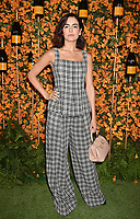 PACIFIC PALISADES, CA - OCTOBER 06: Camilla Belle arrives at the 9th Annual Veuve Clicquot Polo Classic Los Angeles at Will Rogers State Historic Park on October 6, 2018 in Pacific Palisades, California.<br /> CAP/ROT/TM<br /> &copy;TM/ROT/Capital Pictures