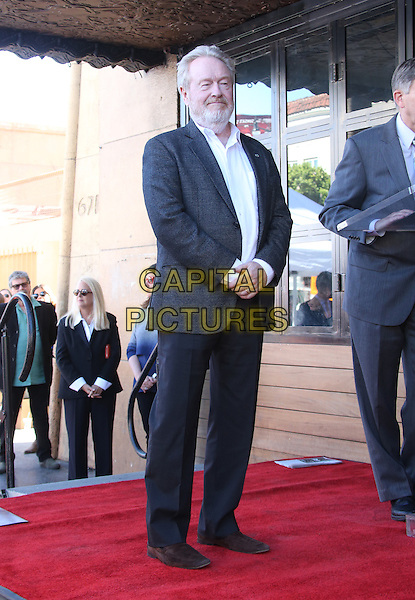 Hollywood, CA - November 05 Ridley Scott Attending Ridley Scott Honored With Star On The Hollywood Walk Of Fame At On The Hollywood Walk Of Fame On November 05, 2015. <br /> CAP/MPI/FS<br /> &copy;FS/MPI/Capital Pictures
