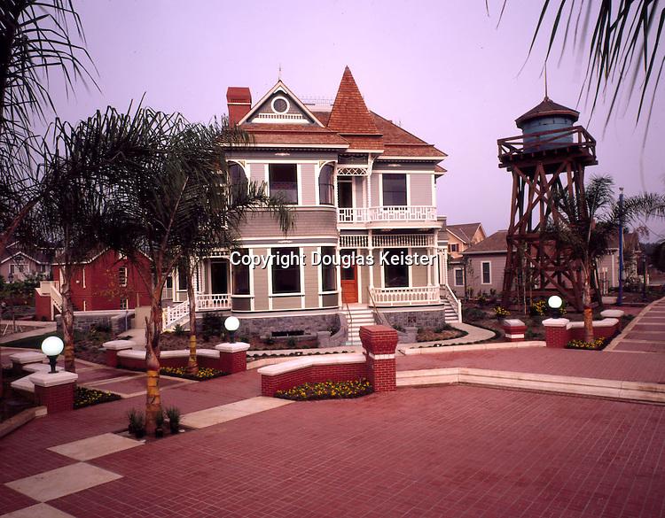 Petit House.Heritage Square.Oxnard, CA
