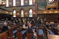 A Service of Remembrance Pierre Capretz, Battell Chapel Yale University. 11 October 2014