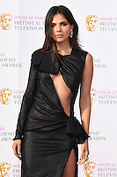 Doina Ciobanu<br /> at the 2016 BAFTA TV Awards, Royal Festival Hall, London<br /> <br /> <br /> &copy;Ash Knotek  D3115 8/05/2016