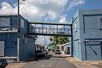 Walkway Bridge Between Buildings