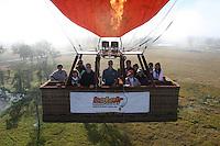 20120630 June 30 Hot Air Balloon Gold Coast