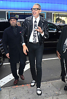 NEW YORK, NY- November 27: Jeff Goldblum at Strahan, Sara & Keke promoting his DisneyPlus series The World According Jeff Goldblum ON November 27, 2019 in New York City <br /> CAP/MPI/RW<br /> ©RW/MPI/Capital Pictures